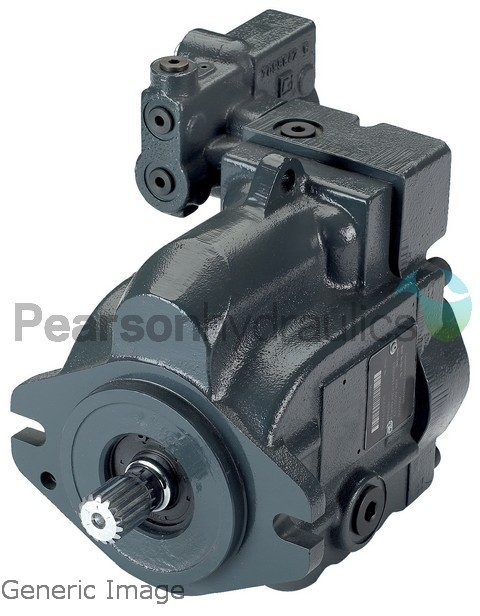 Open Circuit LS/PC Pumps