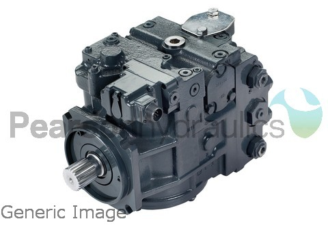 Danfoss Series 90 and H1 Pumps