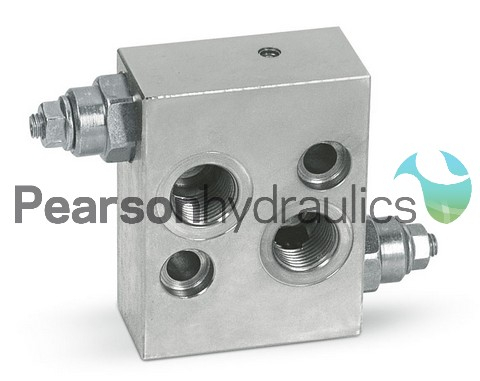 Motor Mounted Valves