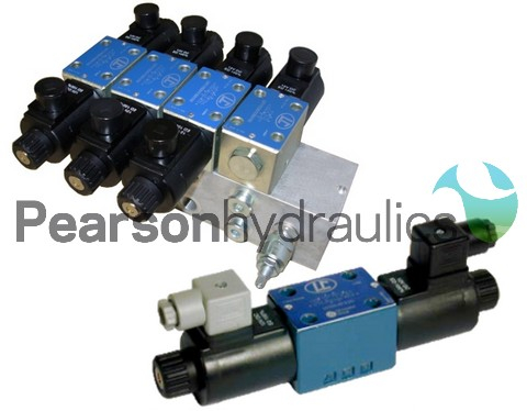 Cetop Valves and Accessories