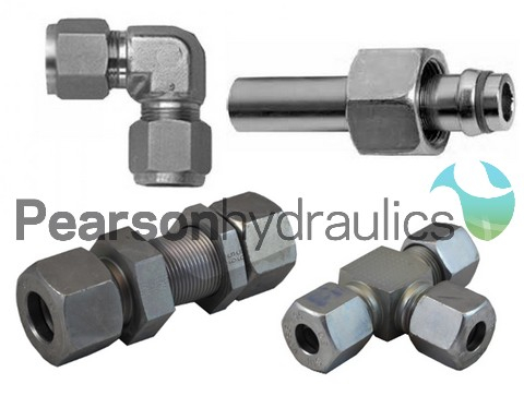 Metric Compression Male Stud Standpipe