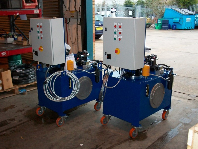 Power Units for Petro-Chemical Industry