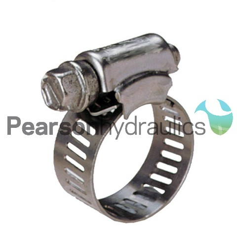 Stainless Steel Hi-Torque Heavy Duty Hose Clip