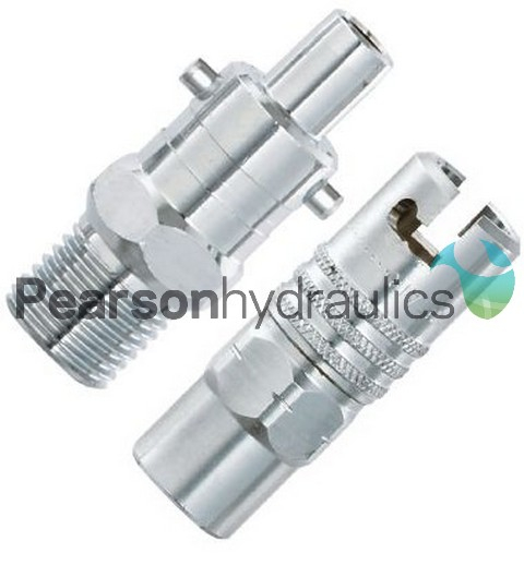 PCL Airflow Couplings & Standard Adaptors