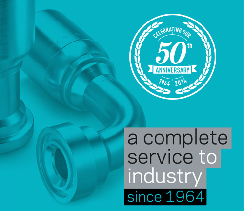 A complete hydraulic service to industry since 1964
