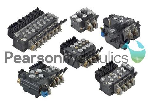 Danfoss Product Range Pearson Hydraulics