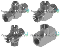 Tee and Cross Adaptors